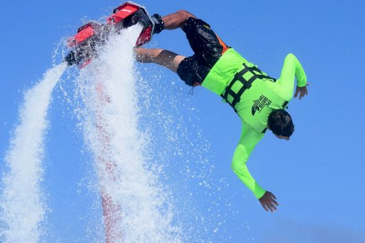 flyboard in cancun tour