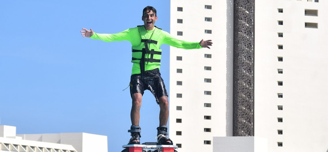 flyboard tour cancun