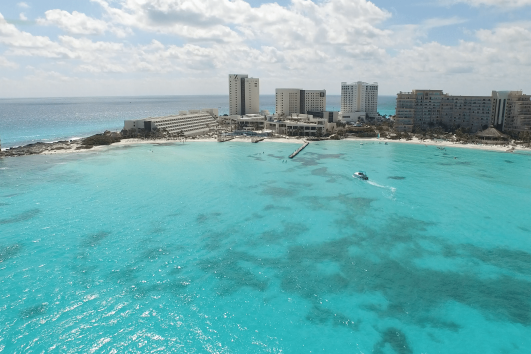 snorkel tour cancun