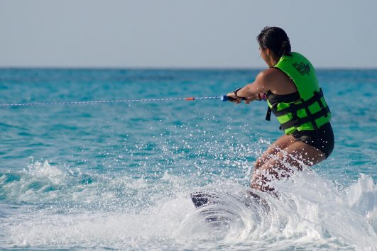wake board cancun tour