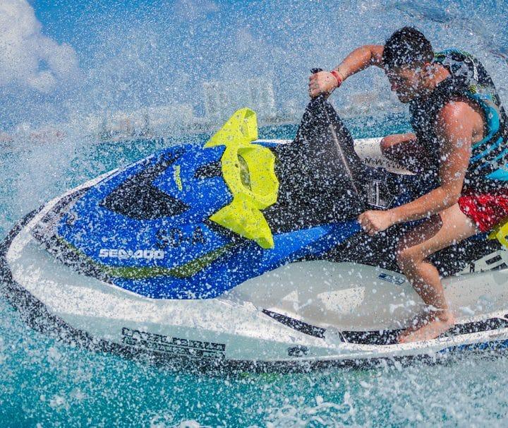 waverunners in cancun tour