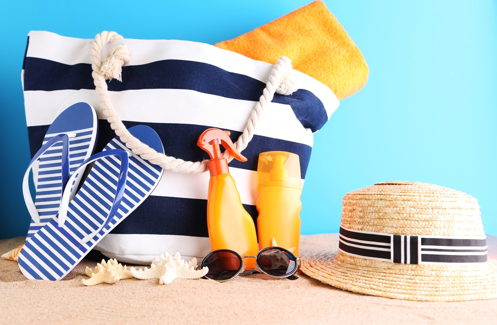 beach destination essentials