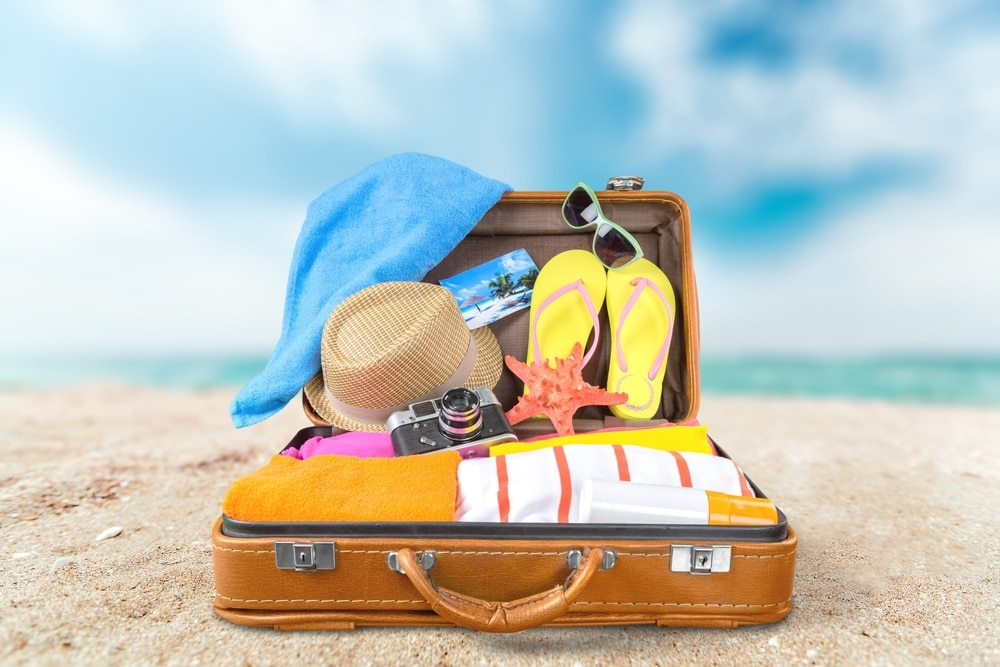 packing for a beach destination