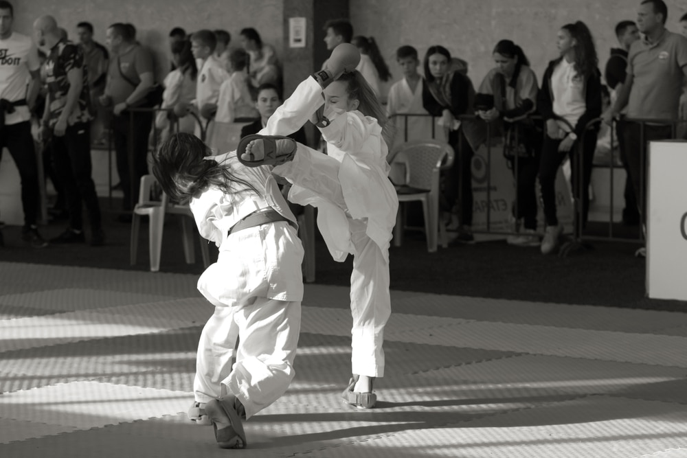 sports in cancun karate kuchil baxal